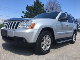 Used 2008 Jeep Grand Cherokee Laredo Diesel North Edition-Trail Rated for sale in Mississauga, ON