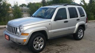 Used 2007 Jeep Liberty for sale in Richmond Hill, ON