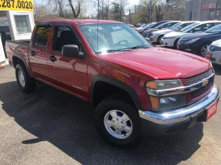 Used 2005 Chevrolet Colorado 1SE LS/4WD/Z71/LOADED/ALLOYS for sale in Scarborough, ON