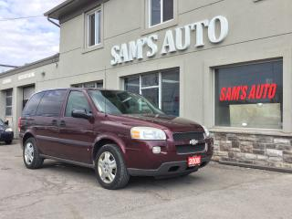 Used 2008 Chevrolet Uplander LS for sale in Hamilton, ON