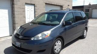Used 2007 Toyota Sienna LE for sale in Richmond Hill, ON