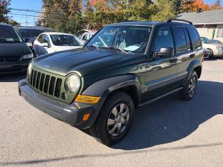 Used 2007 Jeep Liberty for sale in Laval, QC