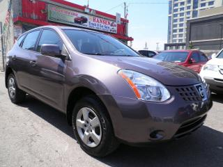Used 2009 Nissan Rogue S for sale in Brampton, ON