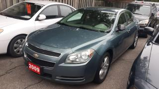 Used 2009 Chevrolet Malibu - CERTIFIED for sale in Oshawa, ON