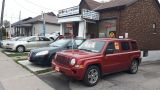 2008 Jeep Patriot - 4x4 CERTIFIED