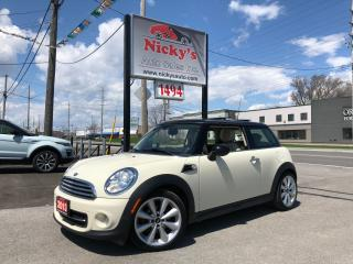 Used 2013 MINI Cooper NAVIGATION - PANO ROOF - 31KM! | $67 WEEKLY! for sale in Gloucester, ON