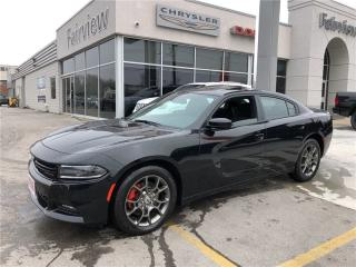 Used 2017 Dodge Charger GT ..AWD..Navi..Sunroof for sale in Burlington, ON