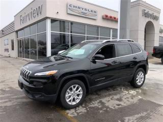 Used 2018 Jeep Cherokee North Edition for sale in Burlington, ON