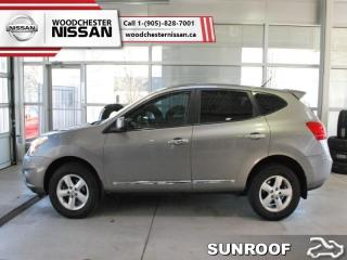 Used 2013 Nissan Rogue Base  - $106.85 B/W for sale in Mississauga, ON