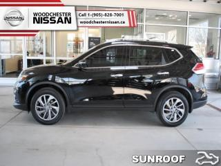 Used 2015 Nissan Rogue SL  - $154.78 B/W for sale in Mississauga, ON