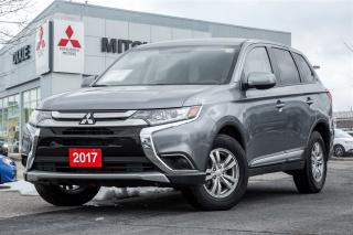 Used 2017 Mitsubishi Outlander ES AWC for sale in Mississauga, ON