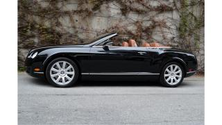 Used 2008 Bentley Continental GTC AWD for sale in Vancouver, BC