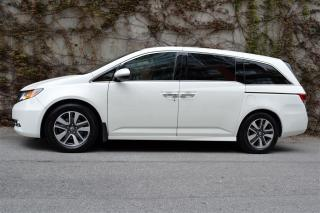 Used 2016 Honda Odyssey Touring 8 Passenger for sale in Vancouver, BC