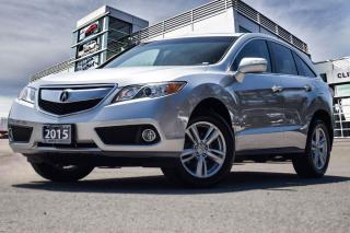 Used 2015 Acura RDX at Bluetooth| Back-Up Camera| Leather for sale in Thornhill, ON