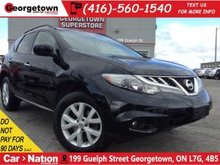 Used 2012 Nissan Murano S | ALL WHEEL DRIVE | ONLY 74, 731KMS | for sale in Georgetown, ON