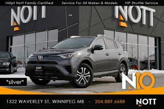 Used 2016 Toyota RAV4 LE One Owner, Backup Cam, Heat for sale in Winnipeg, MB