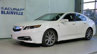Used 2014 Acura TL A-SPEC ** SH-AWD ** for sale in Blainville, QC