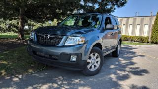 Used 2010 Mazda Tribute GS for sale in Mississauga, ON
