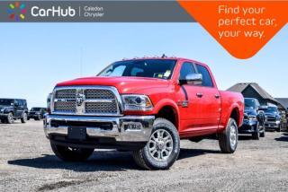 New 2018 RAM 2500 New Truck|Laramie|4x4|Diesel|Navi|Backup Cam|R-Start|Bluetooth|Heated Seats|18