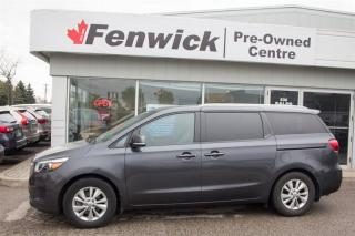 Used 2016 Kia Sedona LX for sale in Sarnia, ON