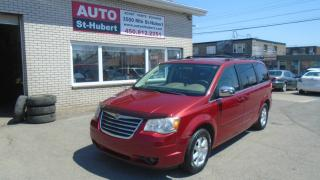 Used 2008 Chrysler Town & Country Familiale tourisme 4 portes for sale in Saint-hubert, QC