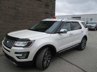 Used 2016 Ford Explorer Platinum for sale in Gatineau, QC