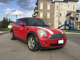 Used 2009 MINI Cooper Base for sale in Maple, ON