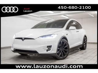 Used 2016 Tesla Model X 90d 90kwh 22 for sale in Laval, QC