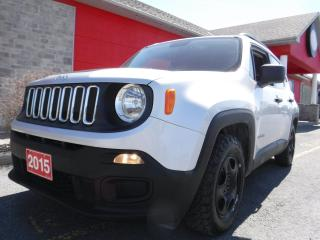Used 2015 Jeep Renegade Sport for sale in Cornwall, ON