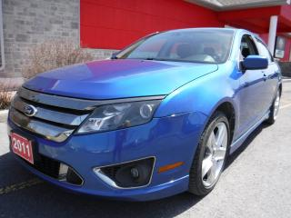 Used 2011 Ford Fusion SPORT for sale in Cornwall, ON