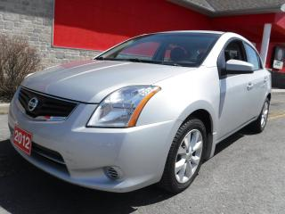 Used 2012 Nissan Sentra 2.0 SL for sale in Cornwall, ON