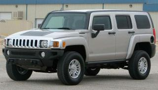 Used 2007 Hummer H3 adventure for sale in Kitchener, ON