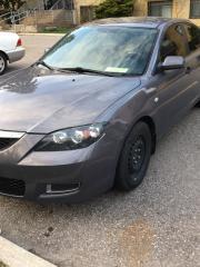 Used 2007 Mazda MAZDA3 GX for sale in Toronto, ON