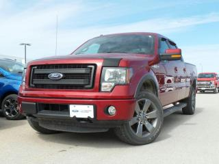 Used 2014 Ford F-150 *CPO* XLT 3.5L EcoBoost V6 2.9%APR FREE WARRANTY for sale in Midland, ON