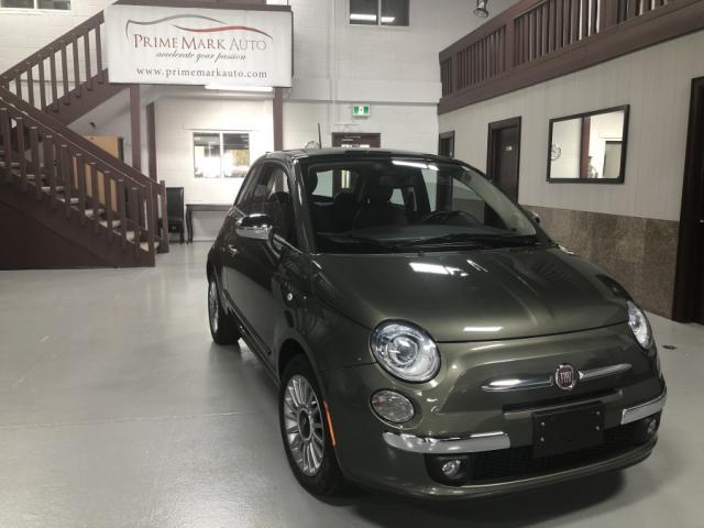 """2012 Fiat 500 """""""