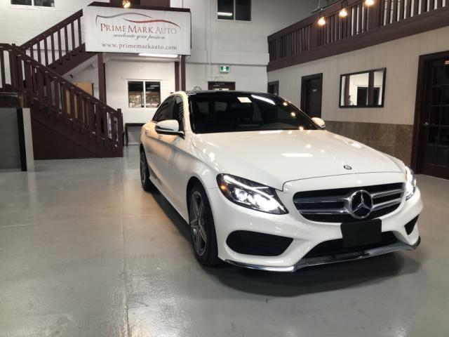 """2016 Mercedes-Benz C-Class """""""
