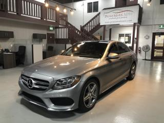 Used 2015 Mercedes-Benz C-Class C 300 4MATIC for sale in Concord, ON