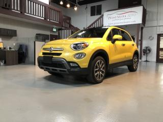 Used 2016 Fiat 500 X Trekking Plus for sale in Concord, ON