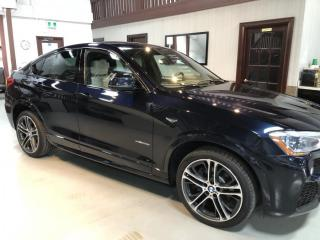 Used 2017 BMW X4 xDrive28i for sale in Concord, ON