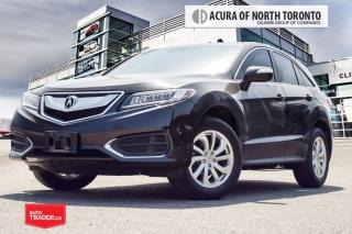 Used 2017 Acura RDX Tech at Accident Free| Remote Start| Navigation for sale in Thornhill, ON