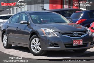 Used 2010 Nissan Altima 2.5 S SL   Heated Leather Seats|Moonroof for sale in Whitby, ON