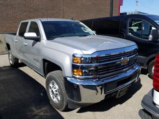 Used 2018 Chevrolet Silverado 2500HD LT for sale in Gloucester, ON