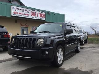 Used 2010 Jeep Patriot Sport/North for sale in Bolton, ON