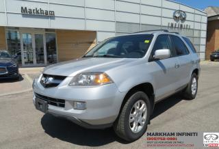 Used 2004 Acura MDX Base ASIS Super Saver , No Accidents for sale in Unionville, ON