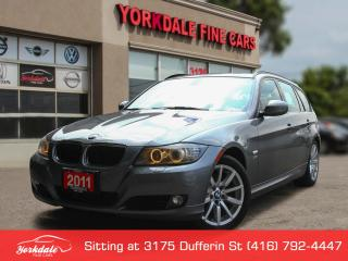 Used 2011 BMW 328i xDrive Wagon,Leather. Panoramic. Rare To Find for sale in Toronto, ON