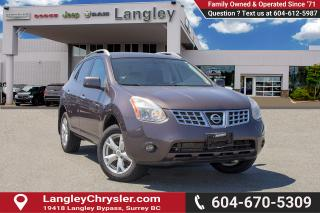 Used 2010 Nissan Rogue SL *LOCAL BC for sale in Surrey, BC