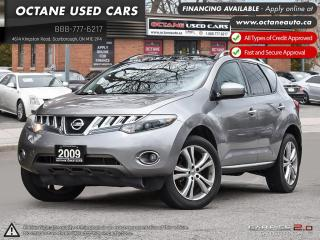 Used 2009 Nissan Murano S for sale in Scarborough, ON