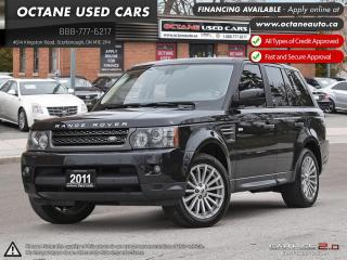 Used 2011 Land Rover Range Rover SPORT HSE for sale in Scarborough, ON