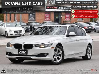 Used 2012 BMW 320 i for sale in Scarborough, ON