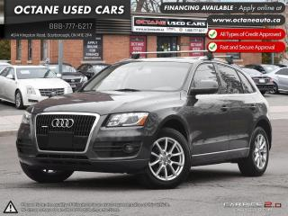 Used 2010 Audi Q5 3.2 for sale in Scarborough, ON
